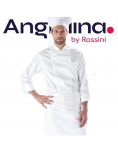 Giacca da Cuoco Bianca Base 100 % Cotone