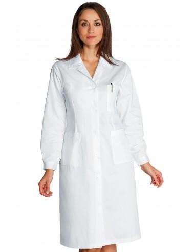 Camice bianco da donna